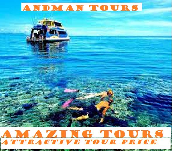 ANDMAN TOURS