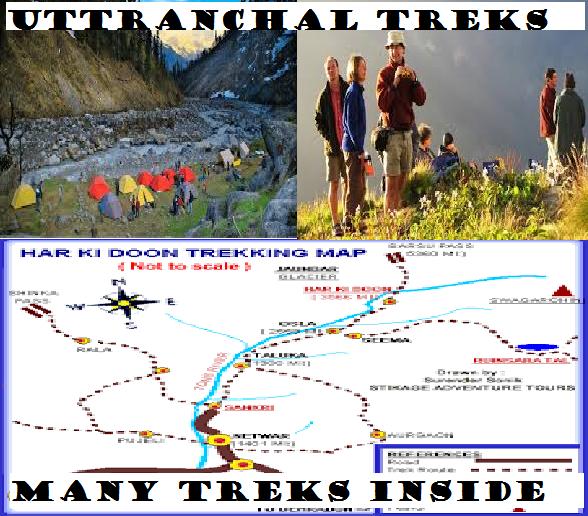 UTTRANCHAL TREKS
