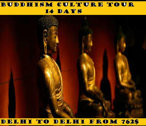 BUDDHIST CULTURE TOUR 14 DAYS