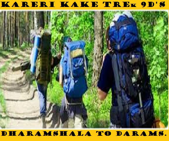 KARERI Lake TREK   9 D'S