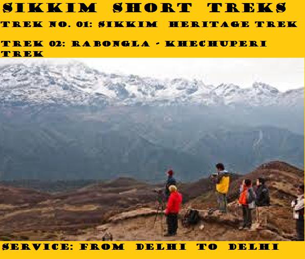 SIKKIM SHORT TREKS