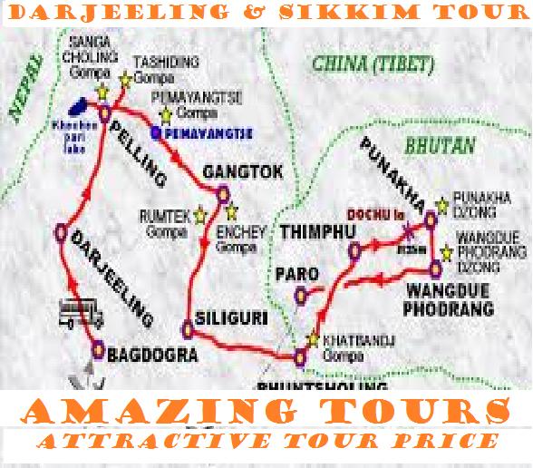DARJEELING & SIKKIM TOURS